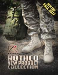 Rothco 2017 Fall New Product Collection