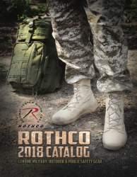 Rothco's 2018 Catalog