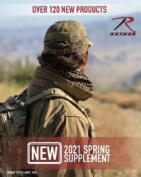 2021 Spring Supplement