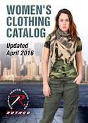 Rothco Womens Catalog