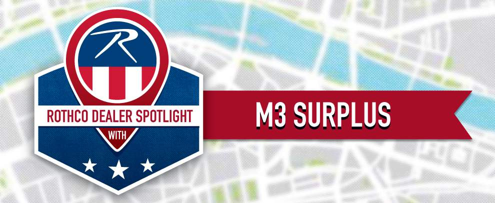 Rothco Dealer Spotlight M3 Surplus