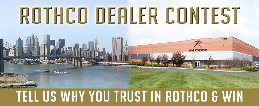 Rothco Dealer Testimonial Contest