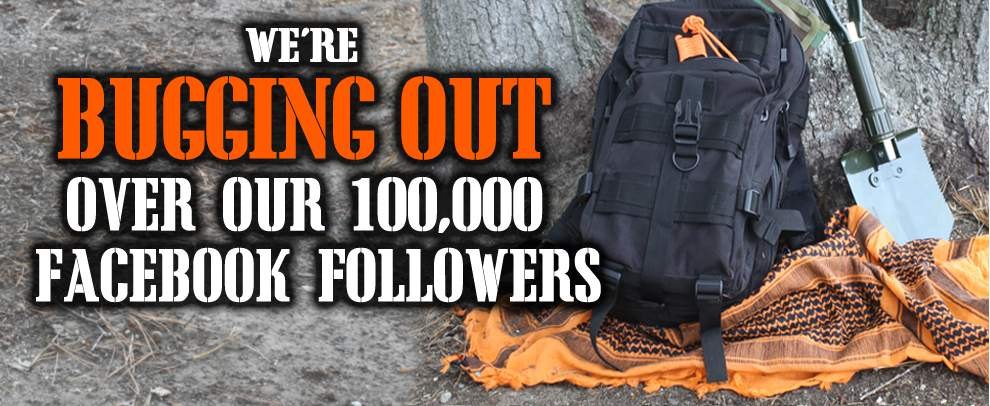 Enter To Win A Rothco Bug Out Bag