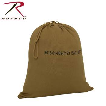 Rothco Military Ditty Bag, canvas laundry bag, travel bag for men, traveling bag, travel pouch, stuff sack, military bag, military canvas bag, hanging laundry bag, camping ditty bag, military ditty bag, canvas ditty bag,