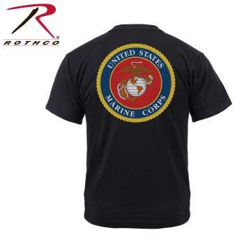 Rothco Veteran T-Shirt - Black, veteran shirt, military veteran shirt, navy shirt, air force shirt, navy veteran shirt, air force veteran shirt, shirt for veterans, military shirt, military tees, military t-shirts