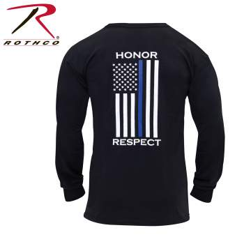 thin blue line shirts, thin blue line t shirts, thin blue shirt, blue line t shirts, thin blue line tee shirts, tbl, blue line, honor, respect, law enforcement, tshirts, tbl shirt, t-shirt, flag t-shirt, police t-shirt, police, police support, thin blue line flag, the thin blue line, long sleeve t-shirt, long sleeve,