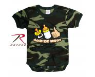 Infant One-piece,baby one-piece,new born clothing,infant clothing,unisex baby clothes,camo,camouflage,camo one-piece,oneies,camo oneies,toddler clothing,