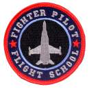rothco fighter pilot morale patch, rothco morale patch, rothco morale patches, Velcro patches, tactical Velcro patches, military Velcro patch, morale patches Velcro, military morale patches, molle patches, tactical morale patches, tactical patches, Velcro morale patch, airsoft patch, hook & loop patch, fighter pilot patch, flight school patch