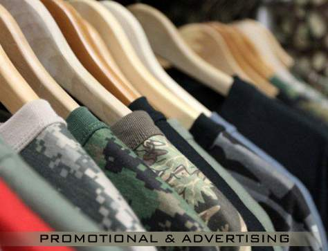 Promotional & Advertising Products