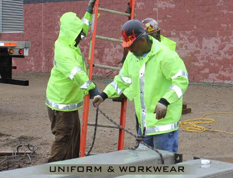 Uniform & Workwear