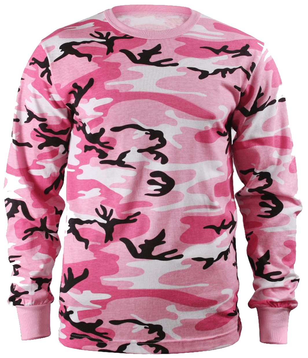 Rothco Long Sleeve Camo T-Shirts