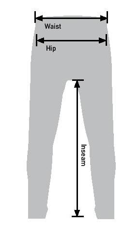 Gen III Silk Weight Underwear Bottoms