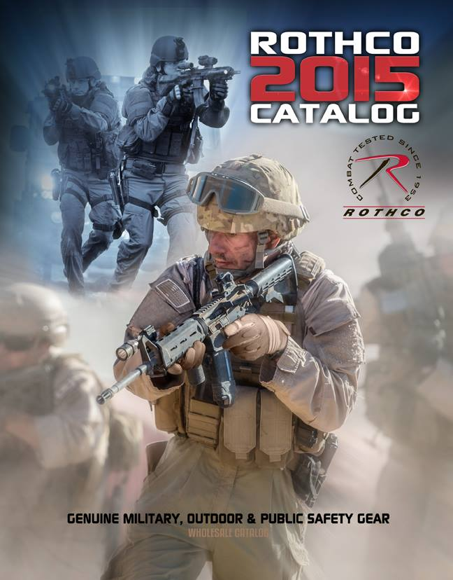 Rothco 2015 Digital Catalog