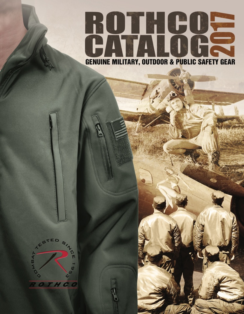 2017 Wholesale miltary Catalog
