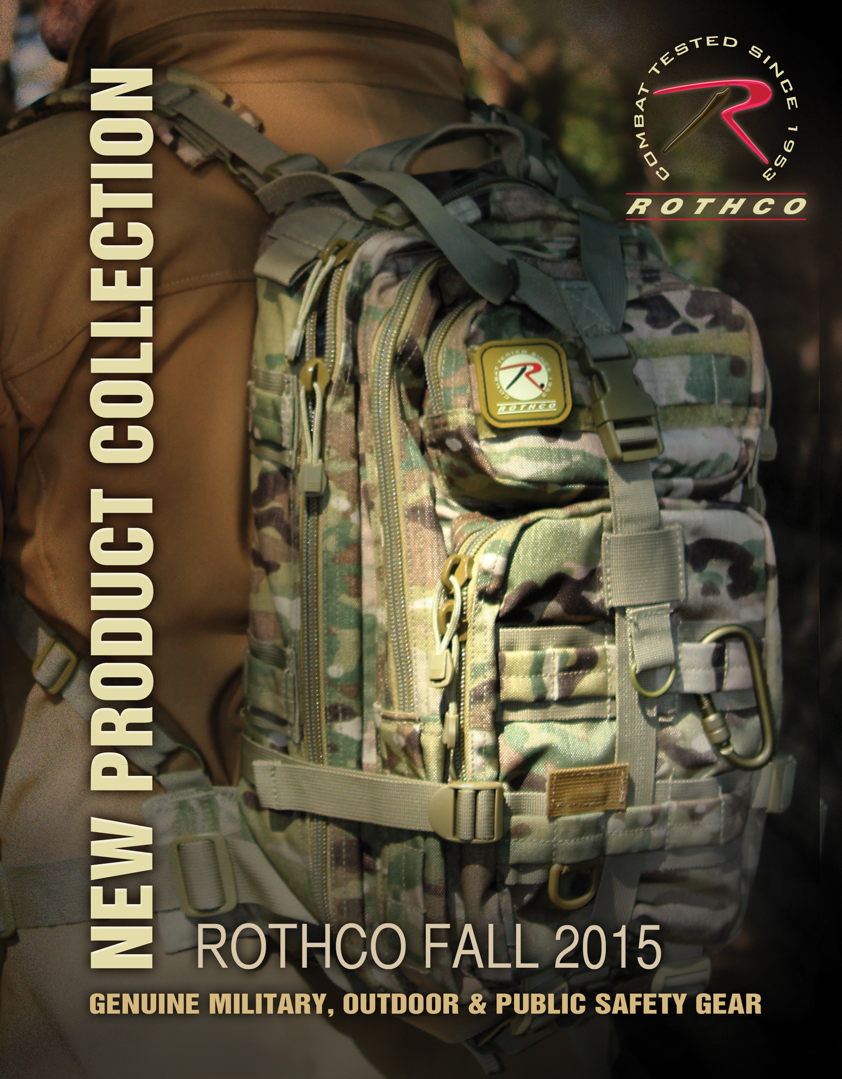 Rothco Catalog, 2015 Fall Collection