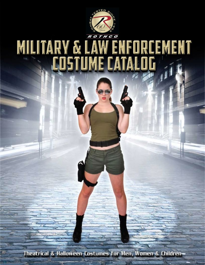 Halloween Costume, military costume