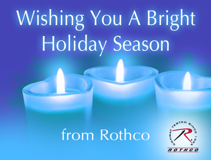 Rothco Holiday Card2014