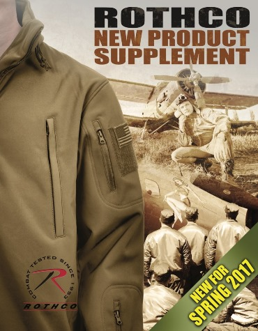 rothco, spring supplement, wholesale, tactical, military, catalog