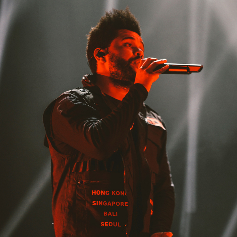 The Weeknd In Rothco's Ranger Vest