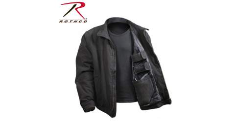 Rothco's 3 Season Concealed Carry Jacket Featured In American Handgunner
