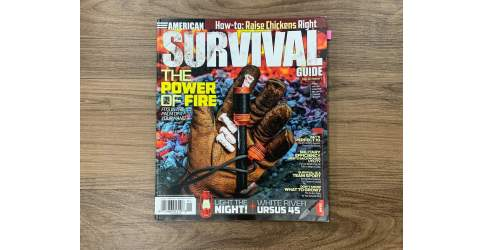 Rothco Featured In Survival Magazine Gear Guide