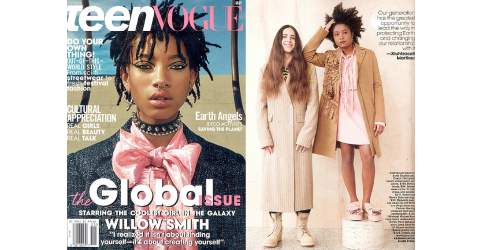 Rothco Featured In Teen Vogue The Global Issue