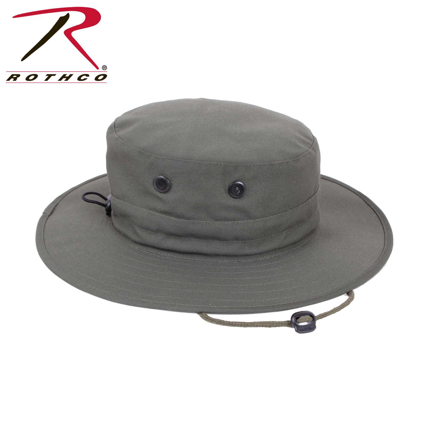 Rothco 52555 52559 52556 52557 52558 Adjustable Boonie Hat  56893351821