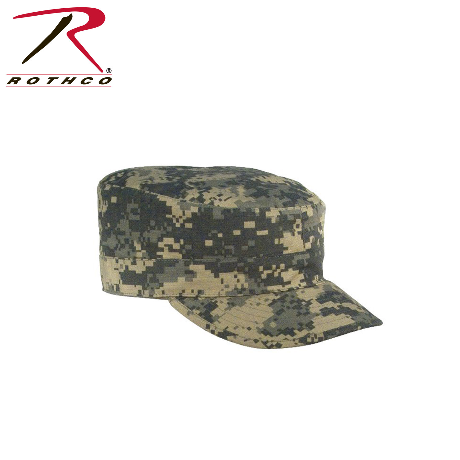 Details about Rothco 5647 ACU Digital Camo Gov t Spec 2 Ply Rip-Stop Army  Ranger Fatigue Cap 86df6d5c275