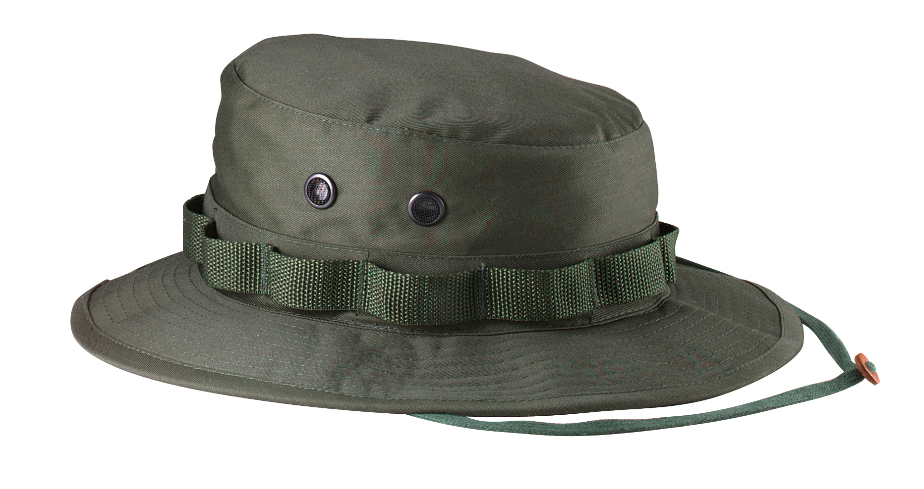 Rothco 5823 100% Cotton Rip-Stop Boonie Hat - Olive Drab  9be09bf5afb0