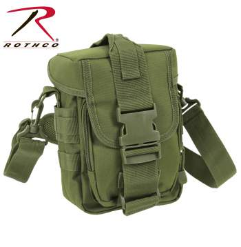 Molle Tactical Shoulder Bag 21