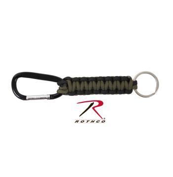 paracord, para cord, military paracord, paracord key-chain, key-chain, key chain, cord, 550 cord, parachute cord, 550 parachute cord, 550 cord, key chain with carabiner, carabiner, military cord, survival cord, survival paracord,