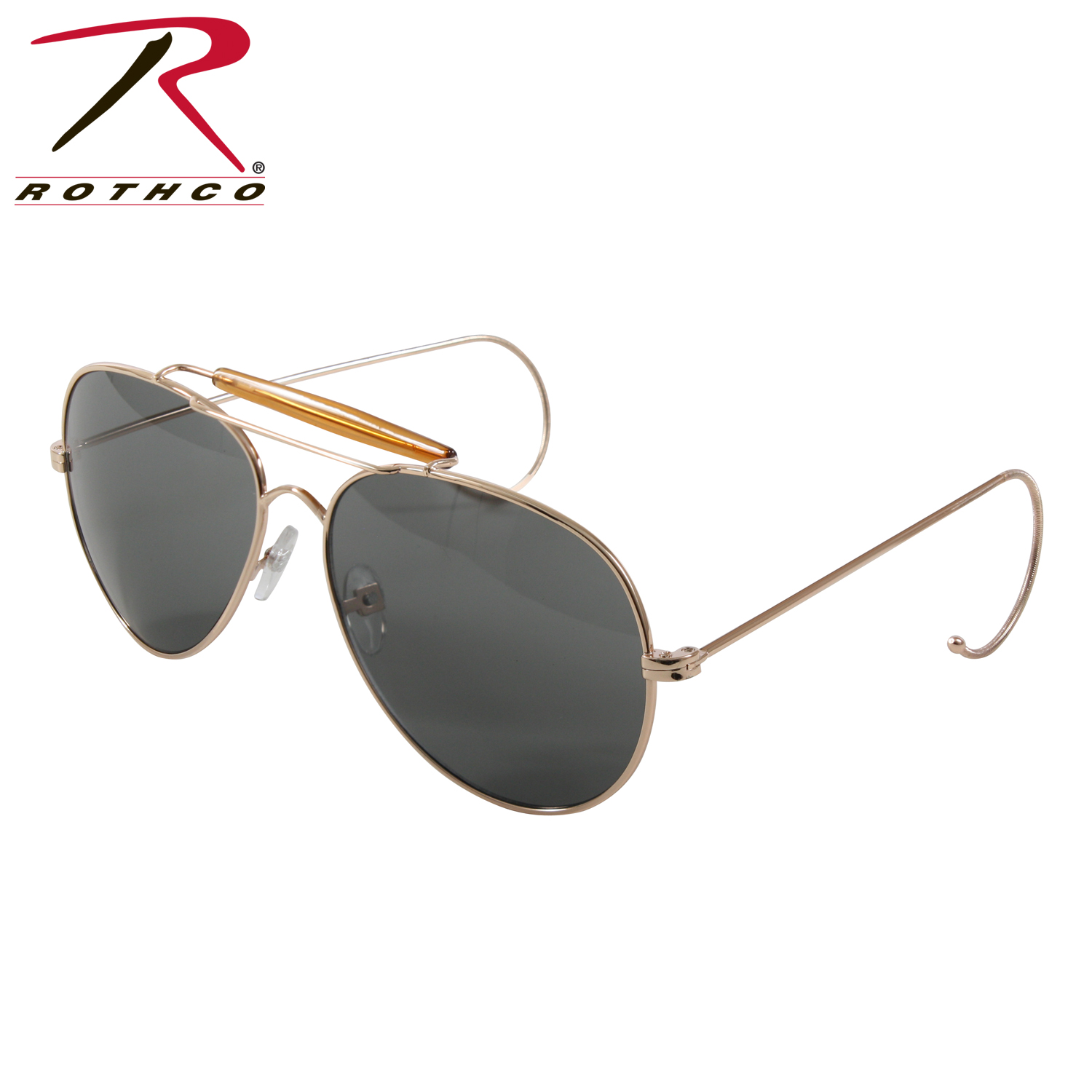 695877c06ba Rothco G.I. Type Air Force Pilots Sunglasses w  Case