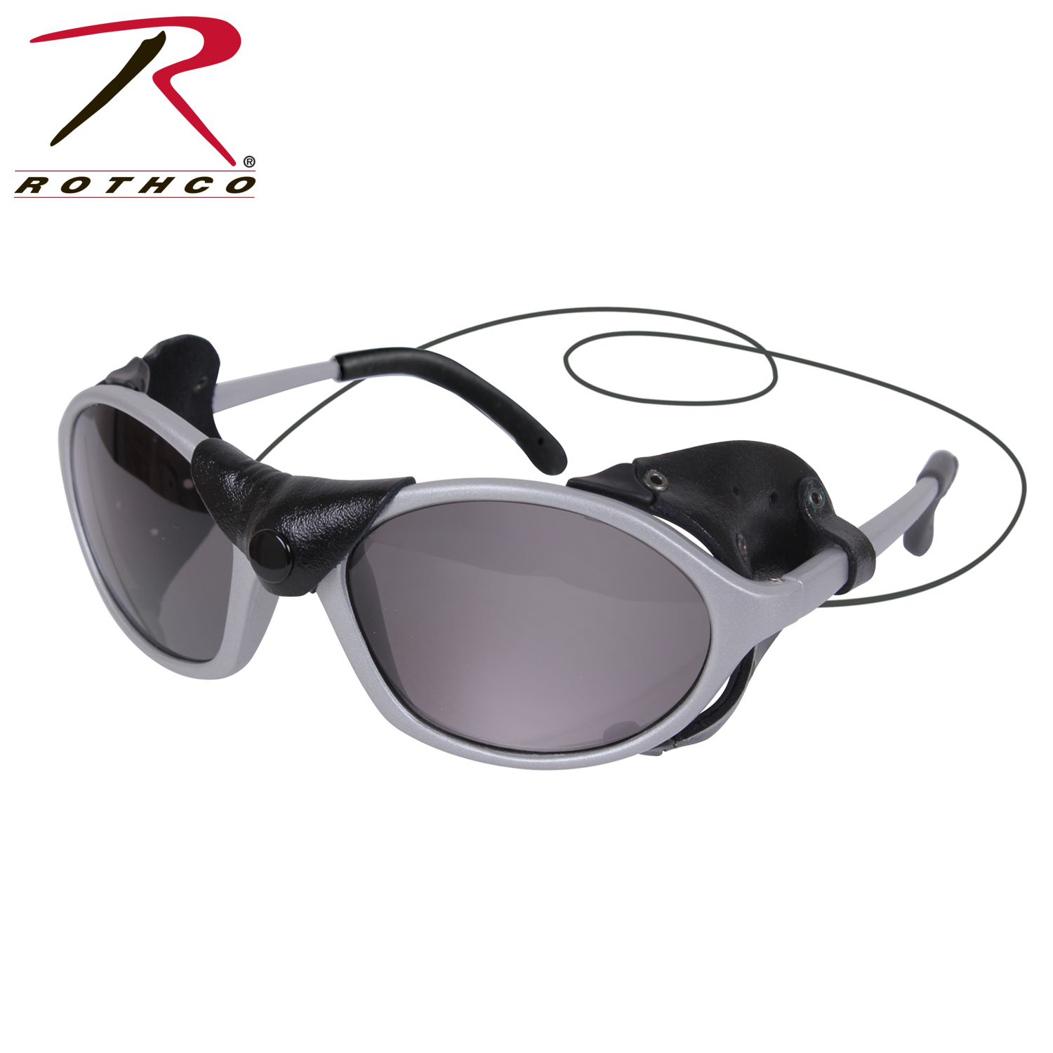 a370f7d2a9 Tactical Sunglasses With Wind Guard