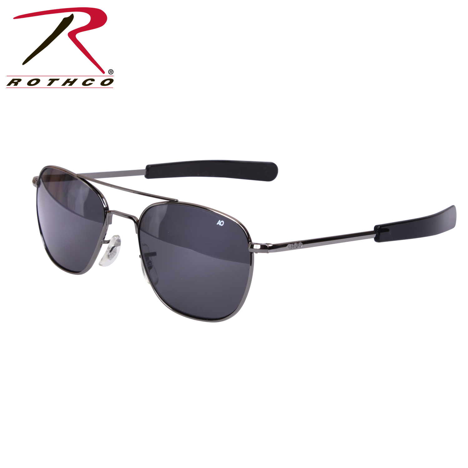 aeb81babd0 AO Eyewear 52 MM Polarized Pilots Sunglasses
