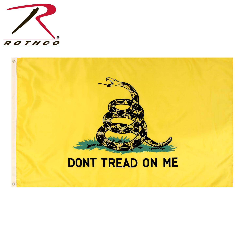 rothco don t tread on me flag