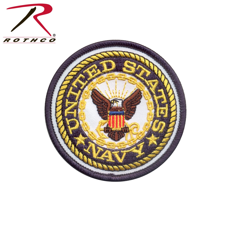 US Navy Round Patch - photo#37