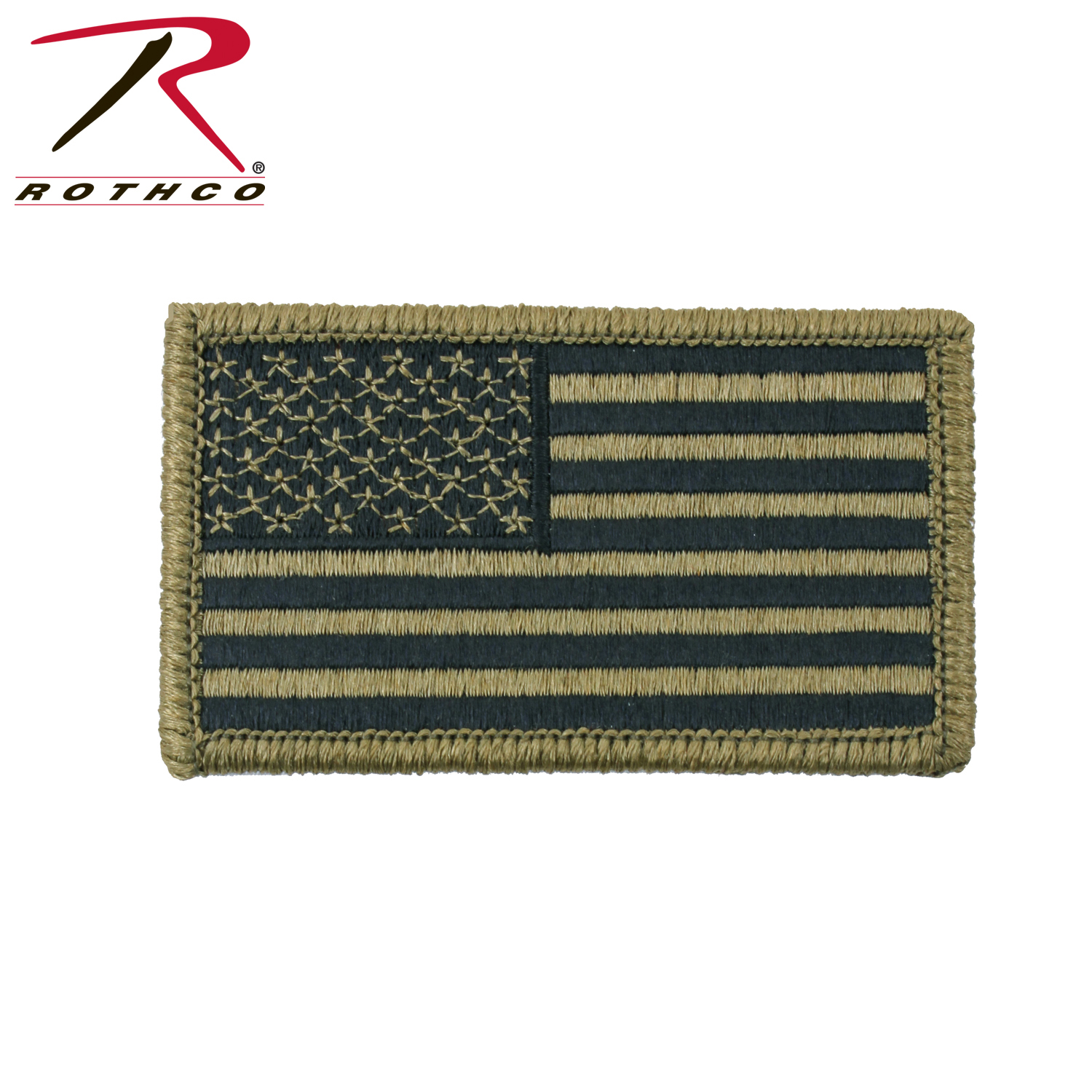 Rothco OCP American Flag Patch With Hook Back a8207b088a4