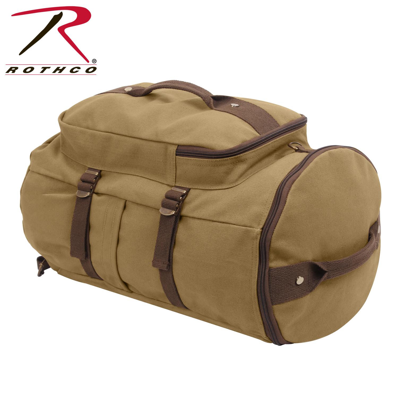 Rothco Deluxe Long Weekend Bag 43e87c0eeb489