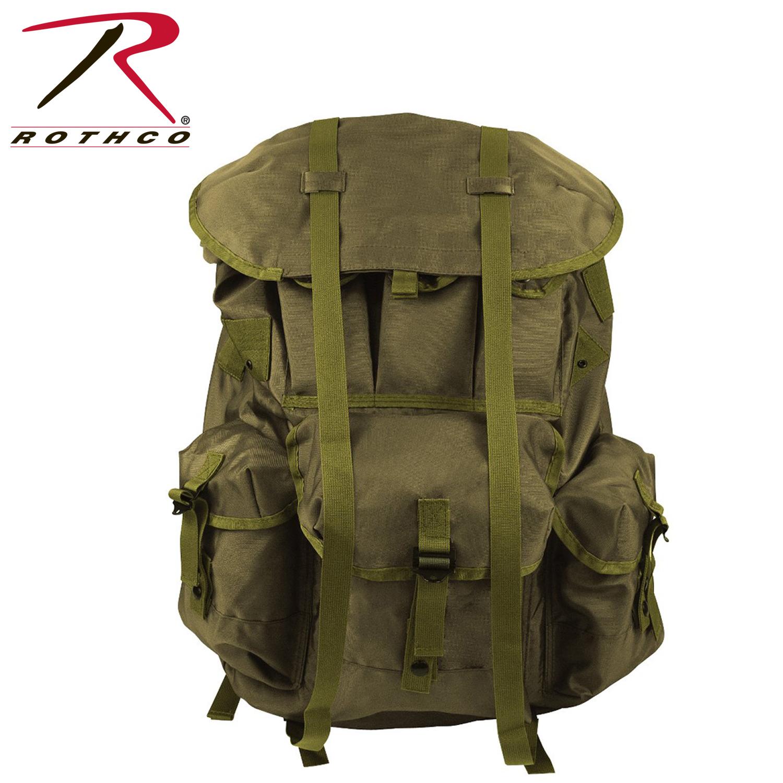 Rothco large alice pack with frame loading zoom jeuxipadfo Choice Image