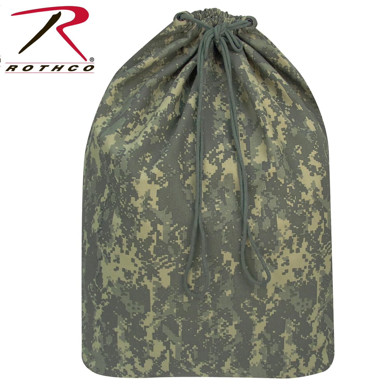Rothco Heavyweight Top Load Canvas Duffle Bag 80269a77da8b1