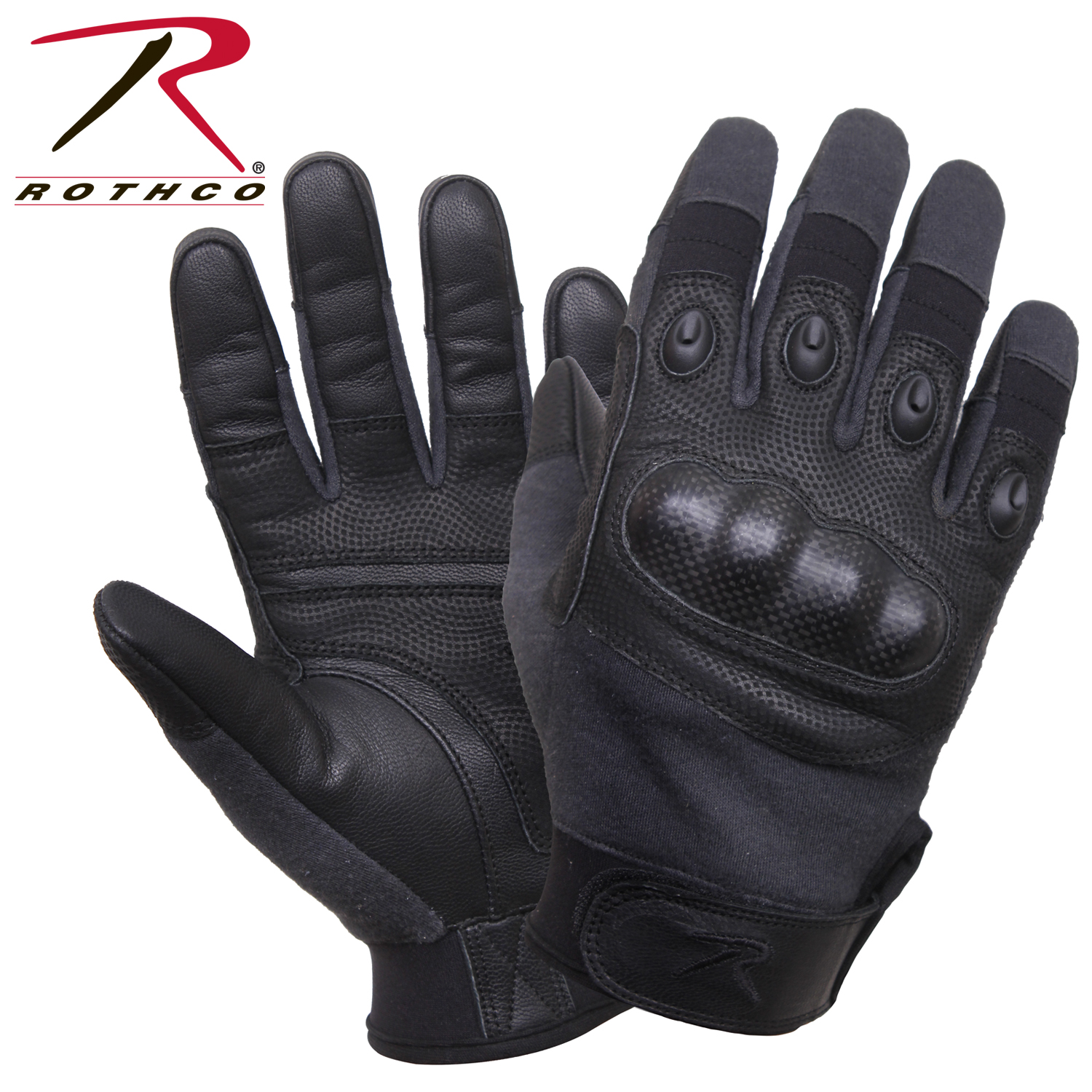 Rothco S Carbon Fiber Hard Knuckle Cut Fire Resistant Gloves