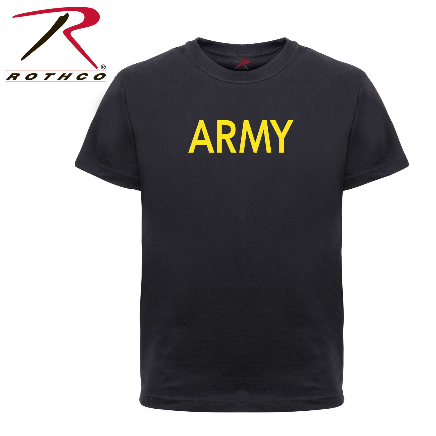9abb6d8d Rothco Kids Army Physical Training T-Shirt, t-shirt for kids, kids. Loading  zoom