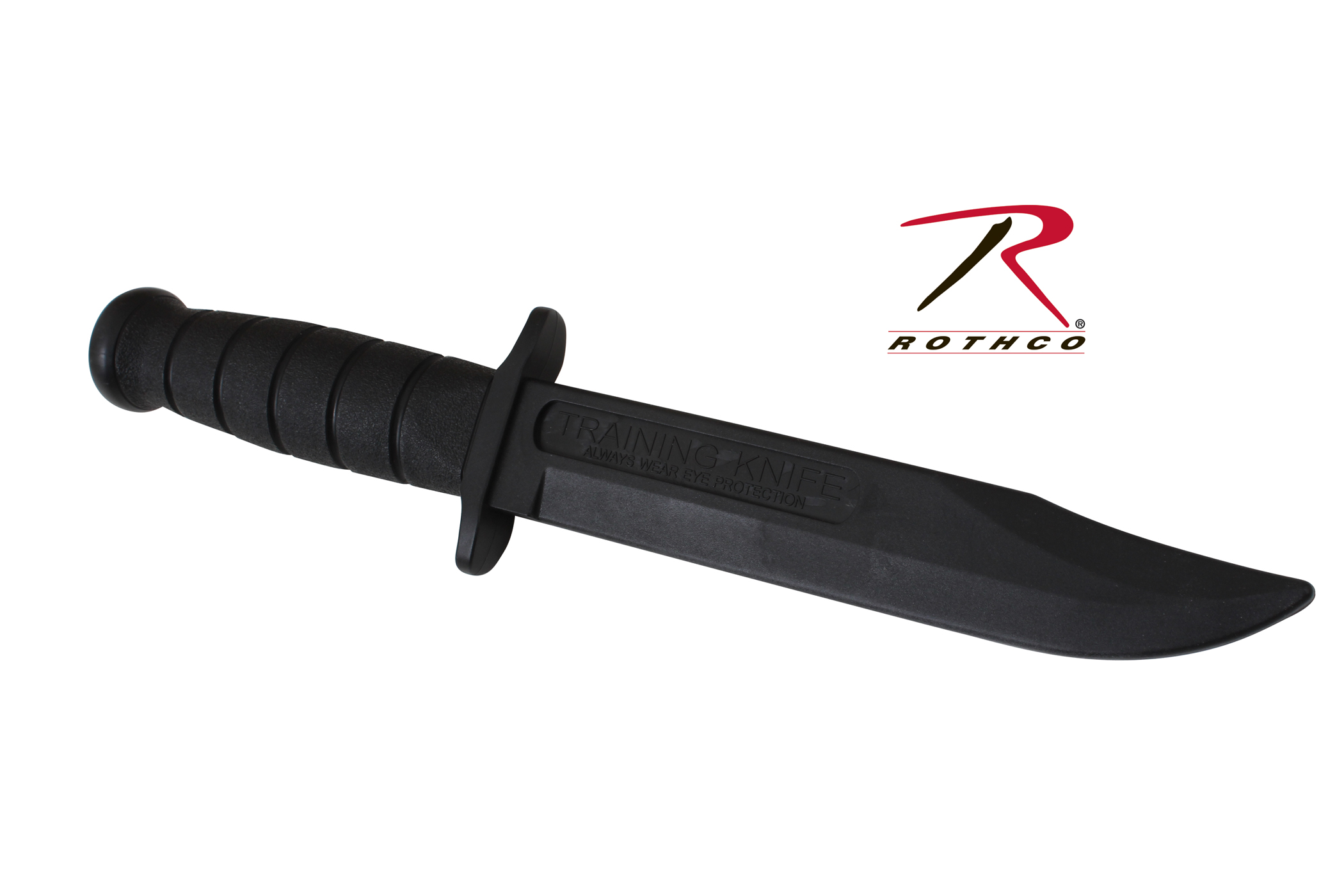 Cold Steel Leather Neck Semper Fi Rubber Training Knife
