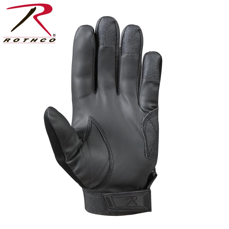 Rothco 3155 Security Neoprene Duty Gloves Black