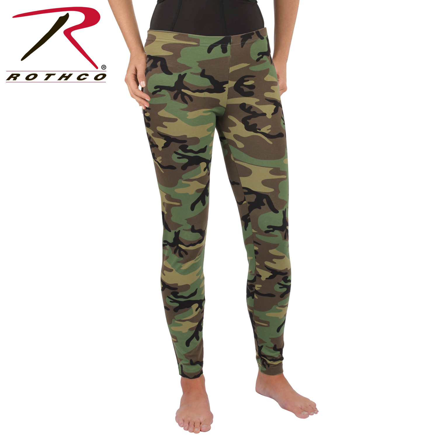 Realtree Camo Yoga Shorts Color Options By Girlswithguns22: Rothco Womens Camo Leggings
