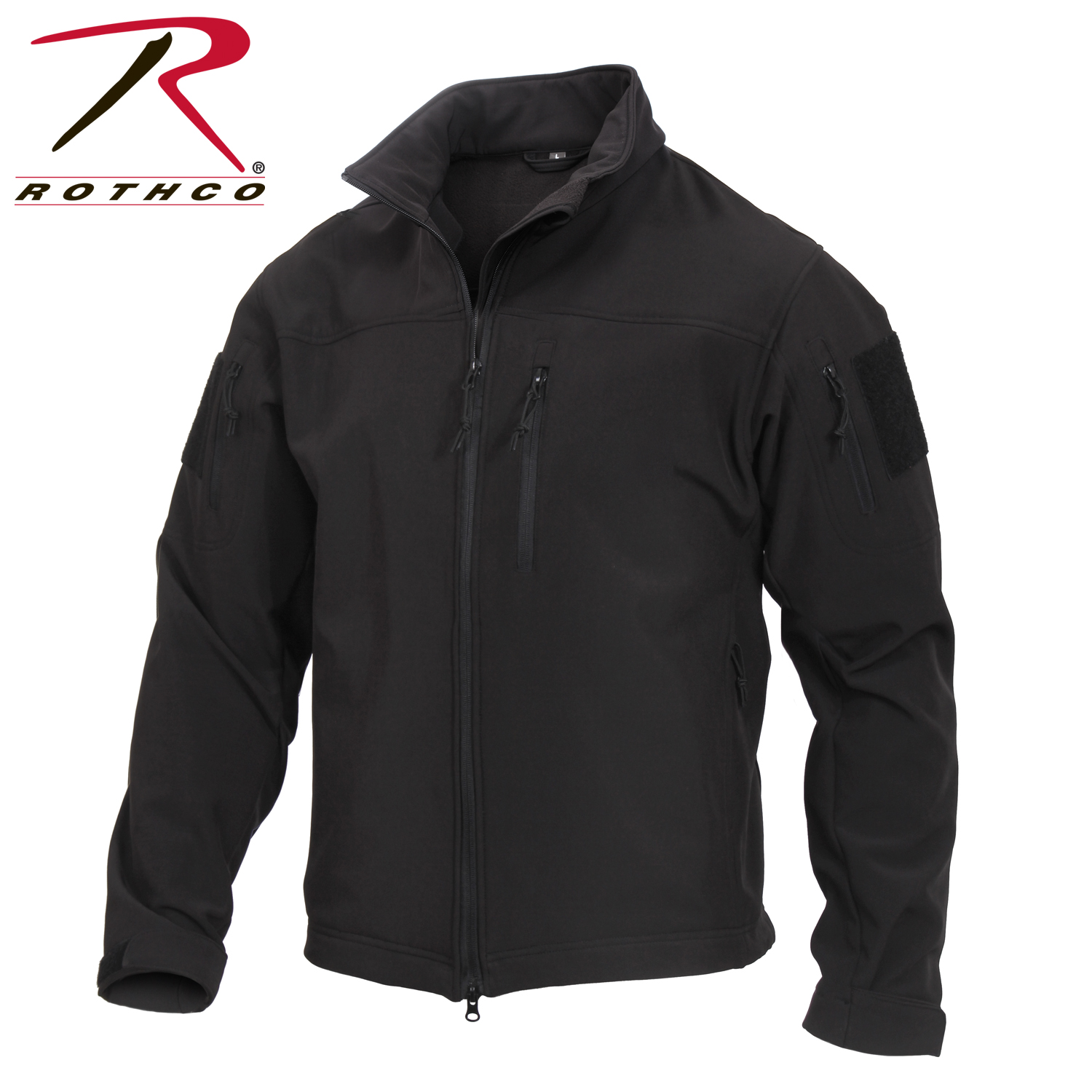 Rothco Stealth Ops Soft Shell Tactical Jacket