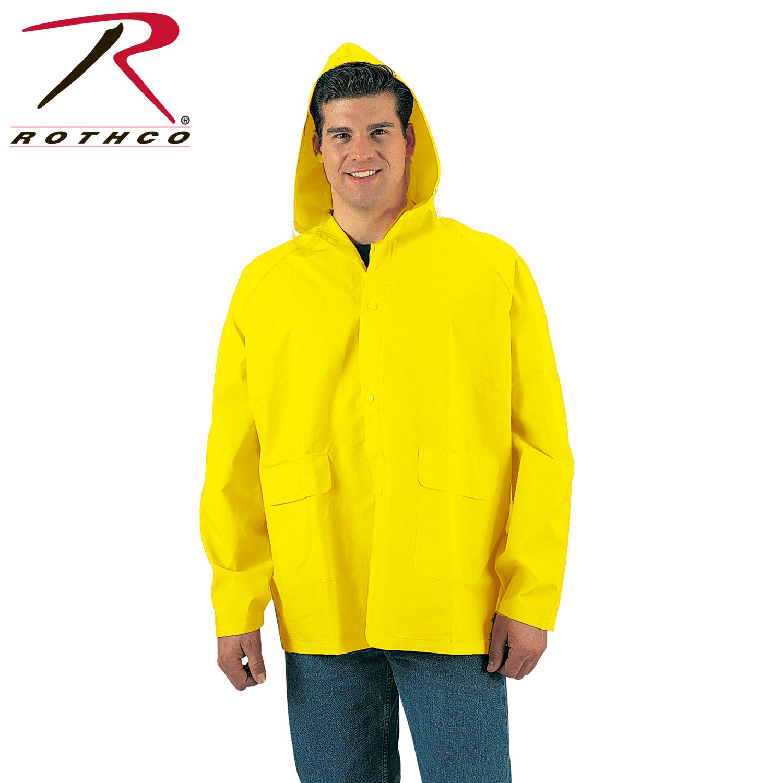 Rothco PVC Rain Jacket