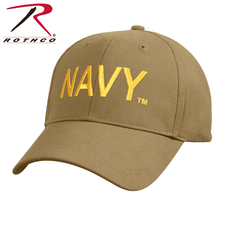 26d9215d9d5 Rothco Low Profile Navy Cap