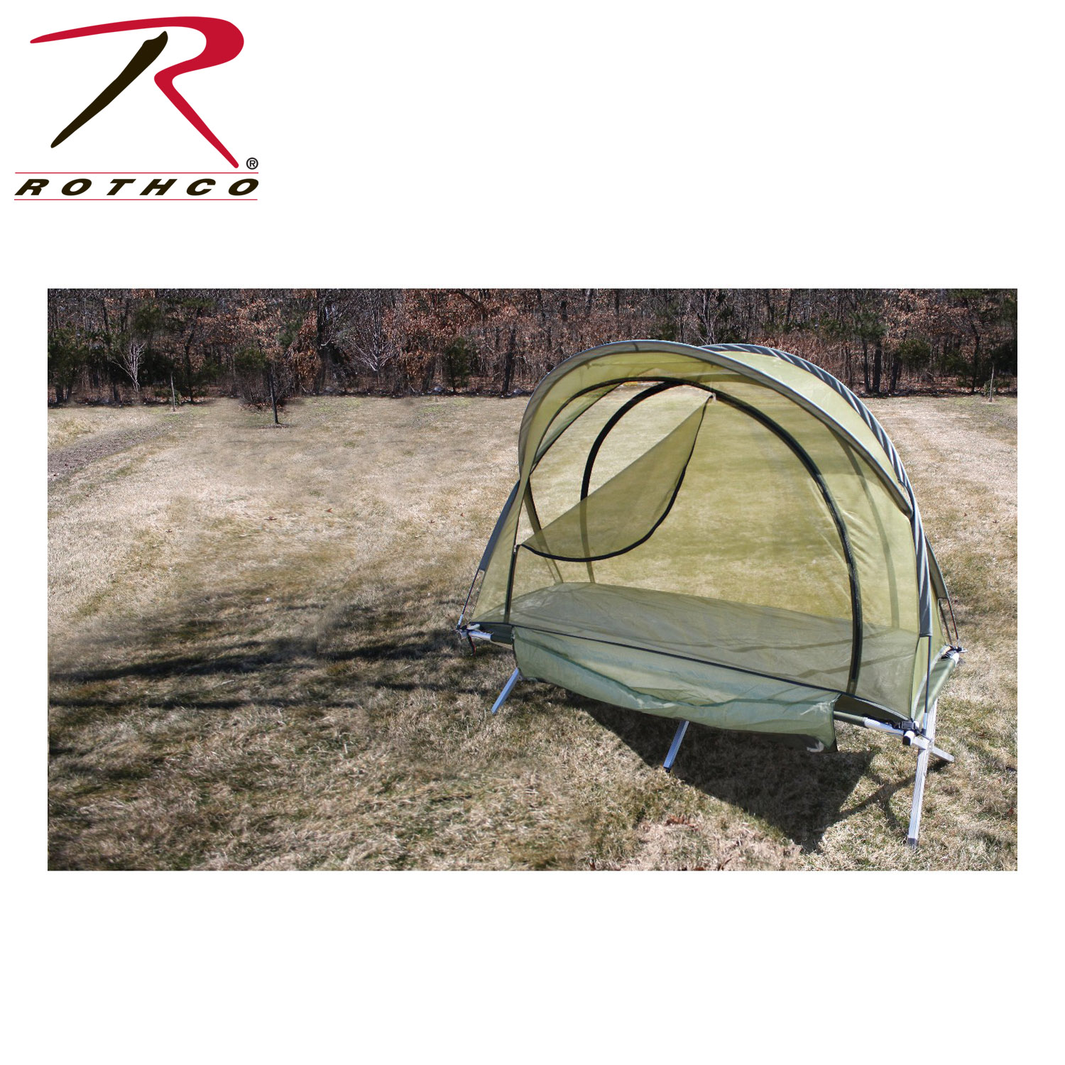 Loading zoom  sc 1 st  Rothco & Rothco Free Standing Mosquito Net Tent