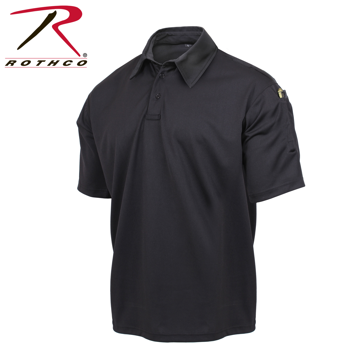 323cf01c57db Rothco Tactical Performance Polo Shirt